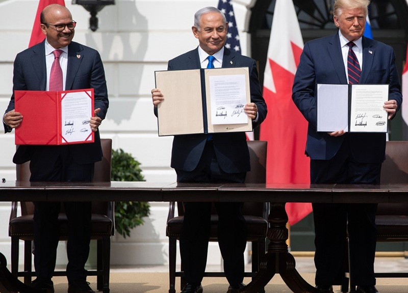 Abraham Accords Peace Agreement: Treaty of Peace, Diplomatic Relations and Full Normalization Between the United Arab Emirates and the State of Israel
